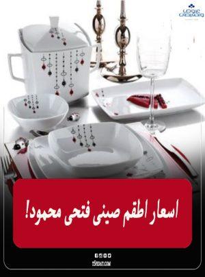 اشكال اطقم صينى فتحى محمود